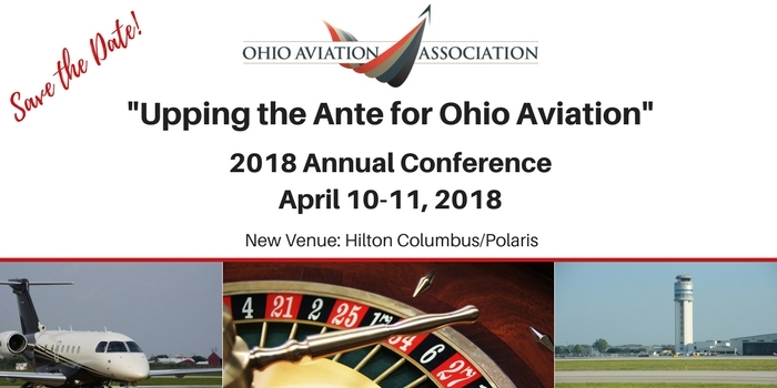 Save the Date 2018 OAA Annual Conference